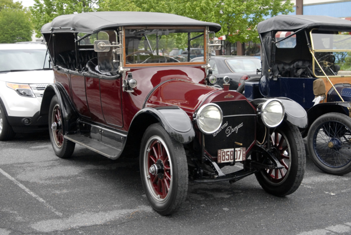 Cars such as this  wonderful 1913 Stevens-Duryea will always be admired, but for reasons stretching from rarity to parts availability they may not be a good choice for someone just entering that aspect of the hobby.