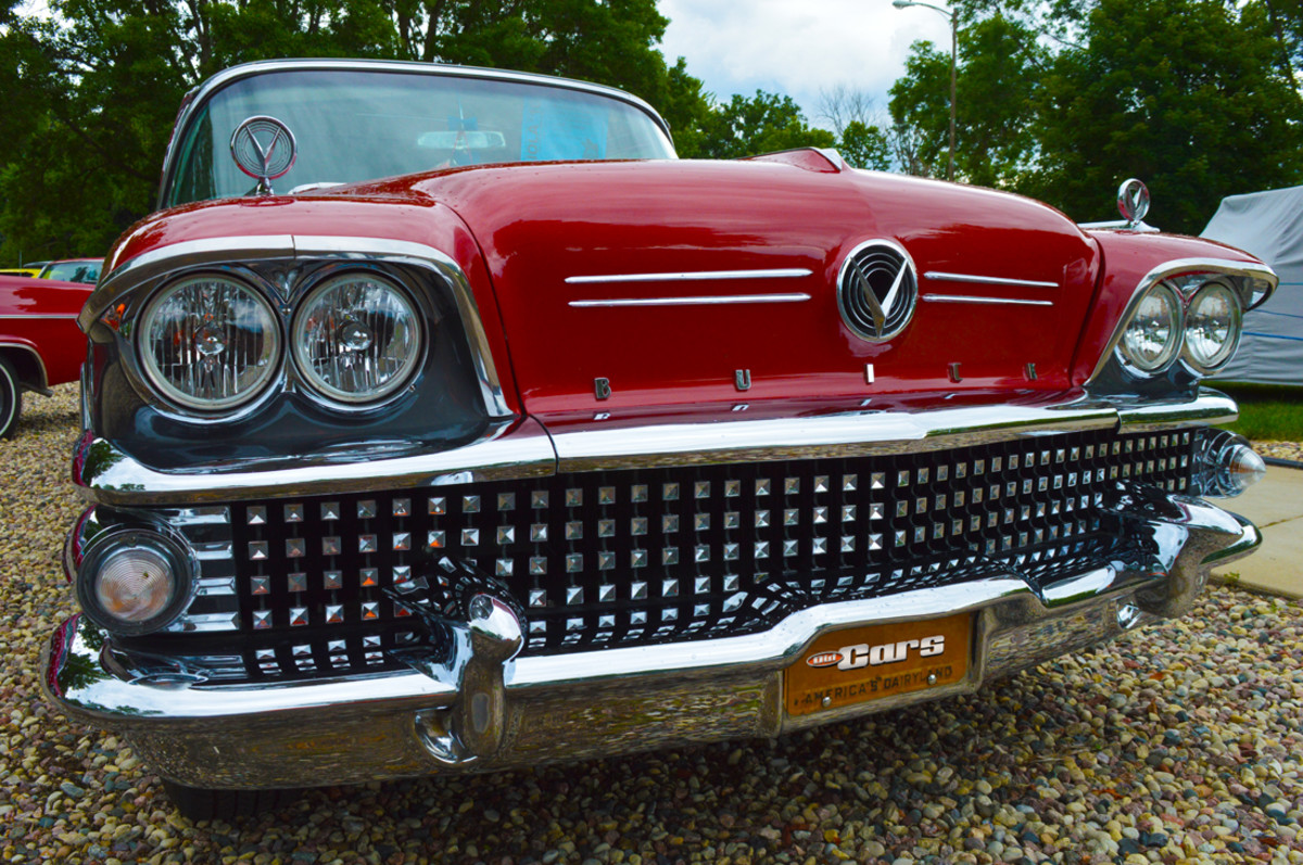 Old Cars Buick Header