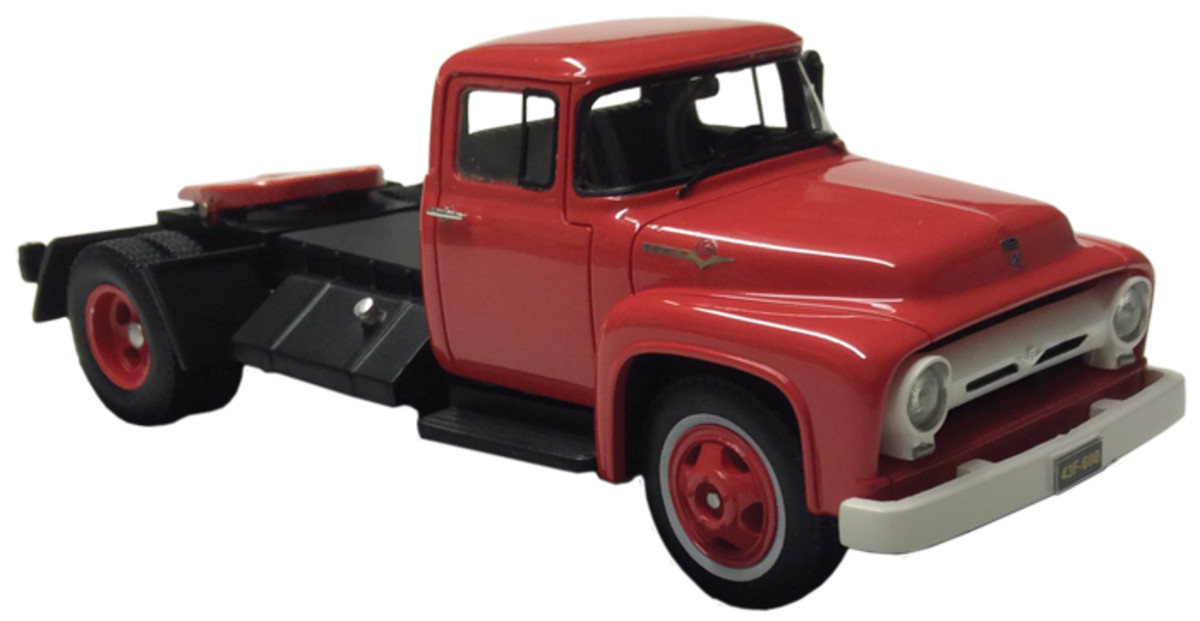 Ford Truck Front