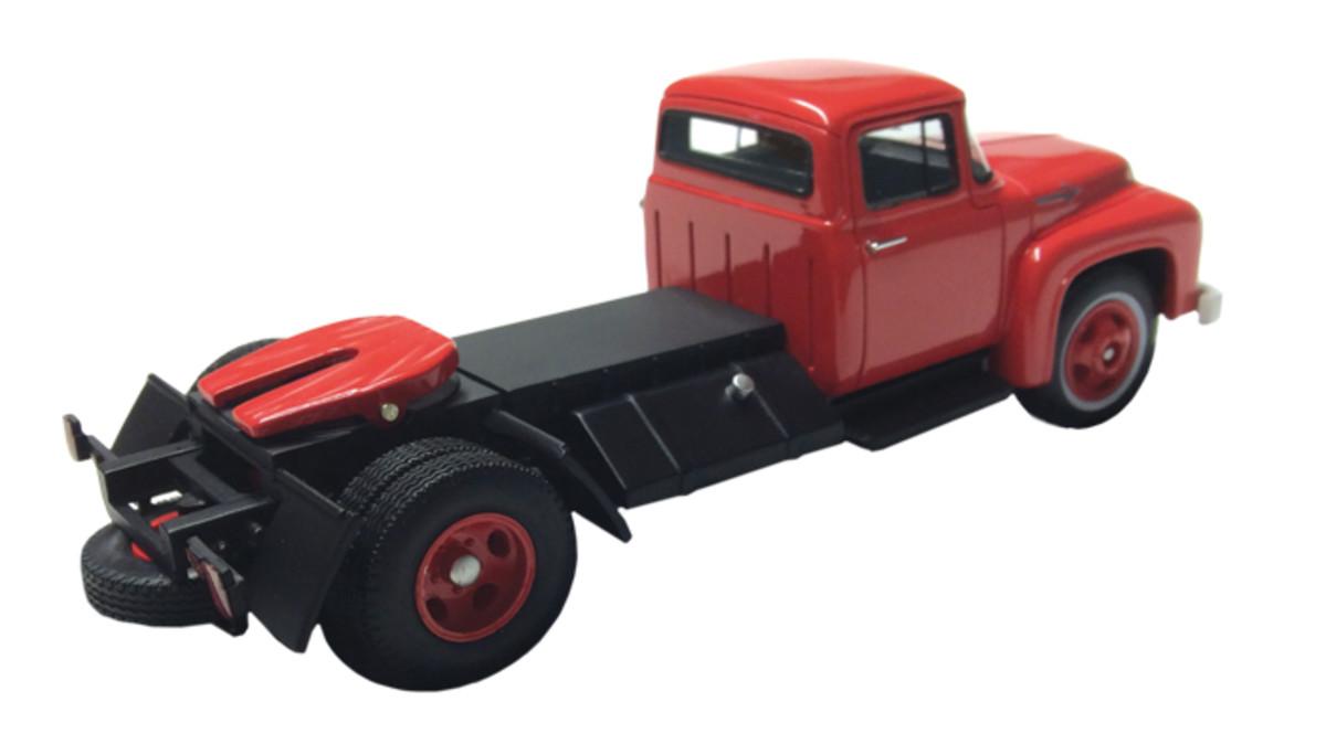 Ford Truck Rear