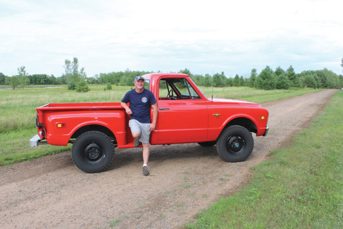 Nick with his K10