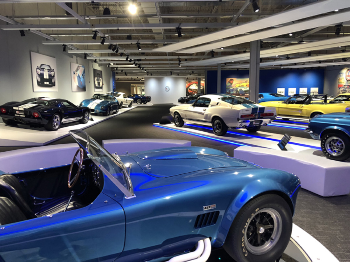 The Newport Car Museum has seen a change in demographics and has welcomed a steady stream of visitors through its doors since reopening in June.