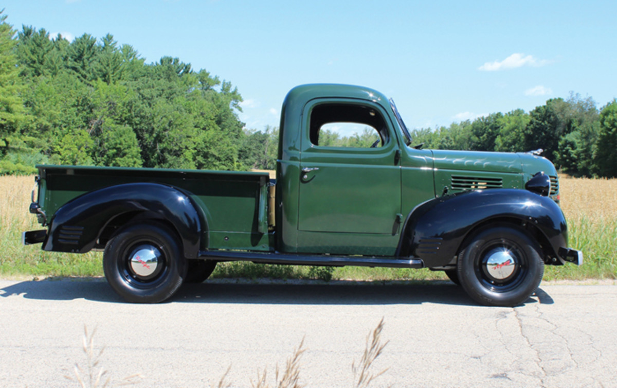 Car Of The Week 1940 Dodge Half Ton Pickup Old Cars Weekly
