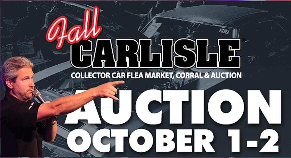 Fall Carlisle Auction