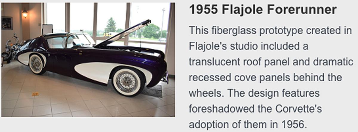 1955 Flojole Forerunner