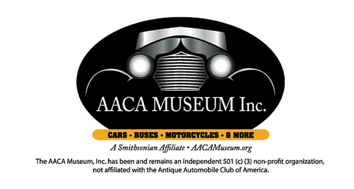 AACA Museum, Inc. Logo 2020