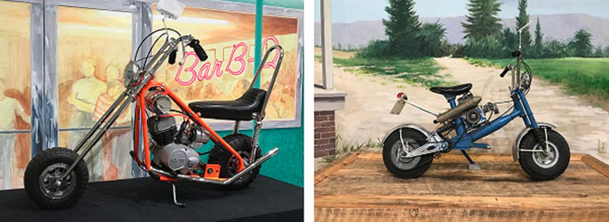 MIni Bike Exhibit