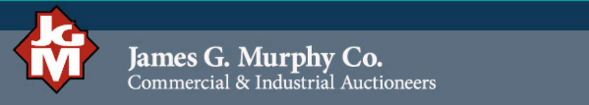James G Murphy Auction Logo