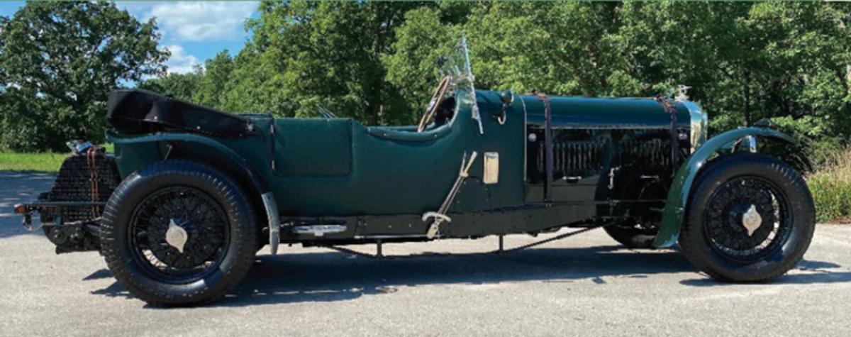 1931/1952 Bentley Speed 8 Tourer (Evergreen Collection)