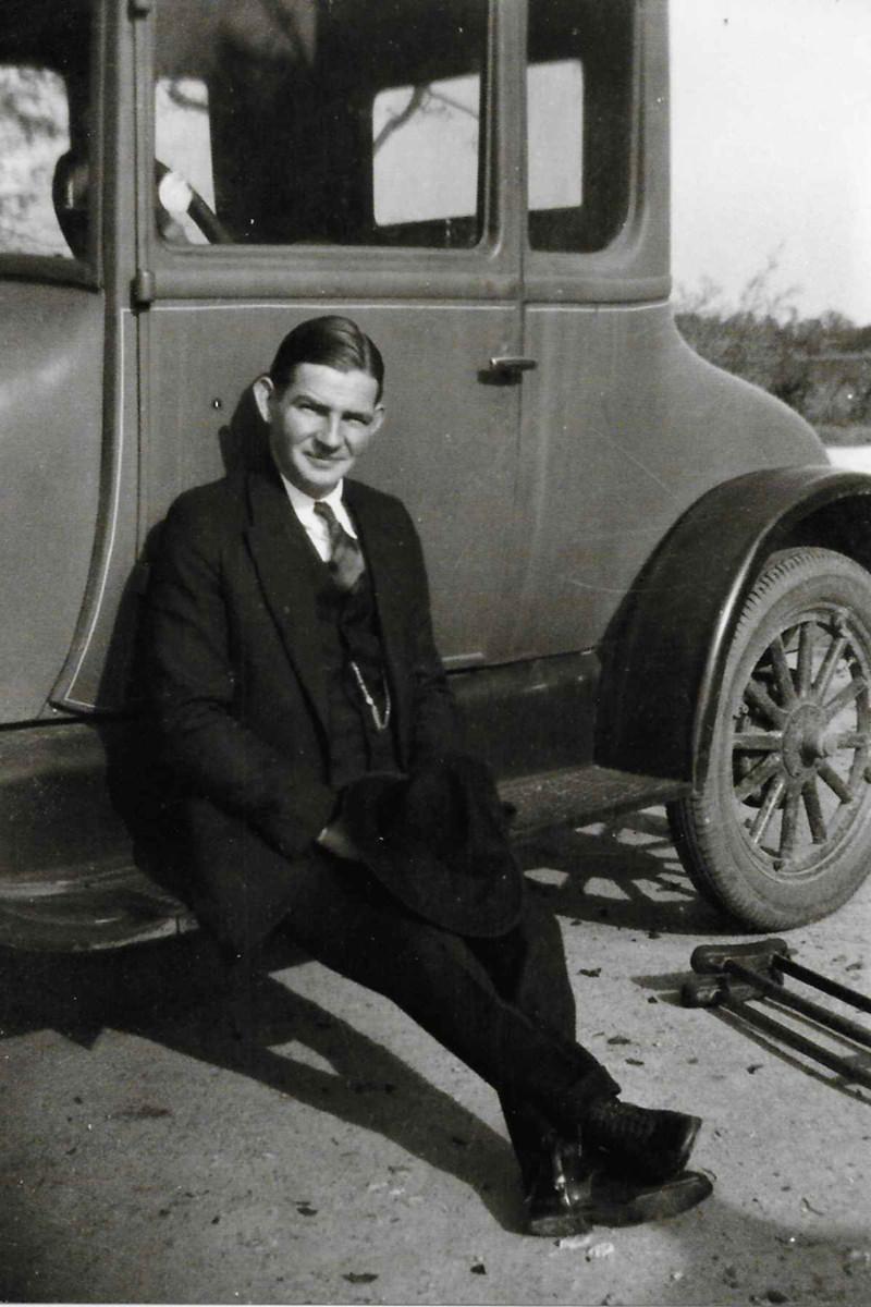 James Walker Model T