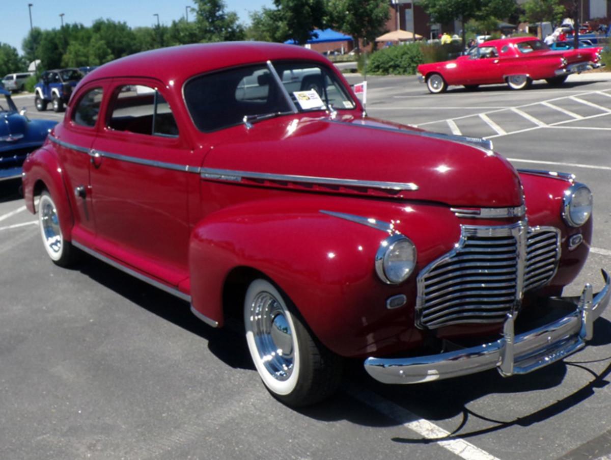 RW 1941 Chevy 2