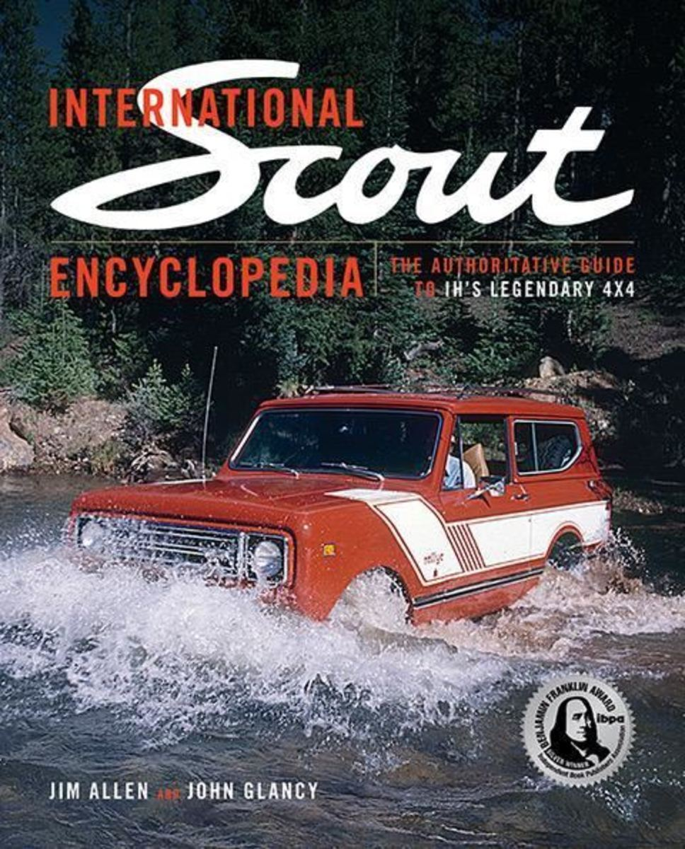 International-scout-encyclopedia-book-new-2nd-edition
