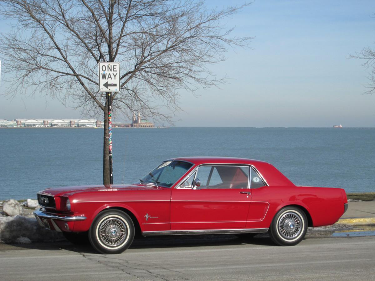 My'66 at Lake Michigan