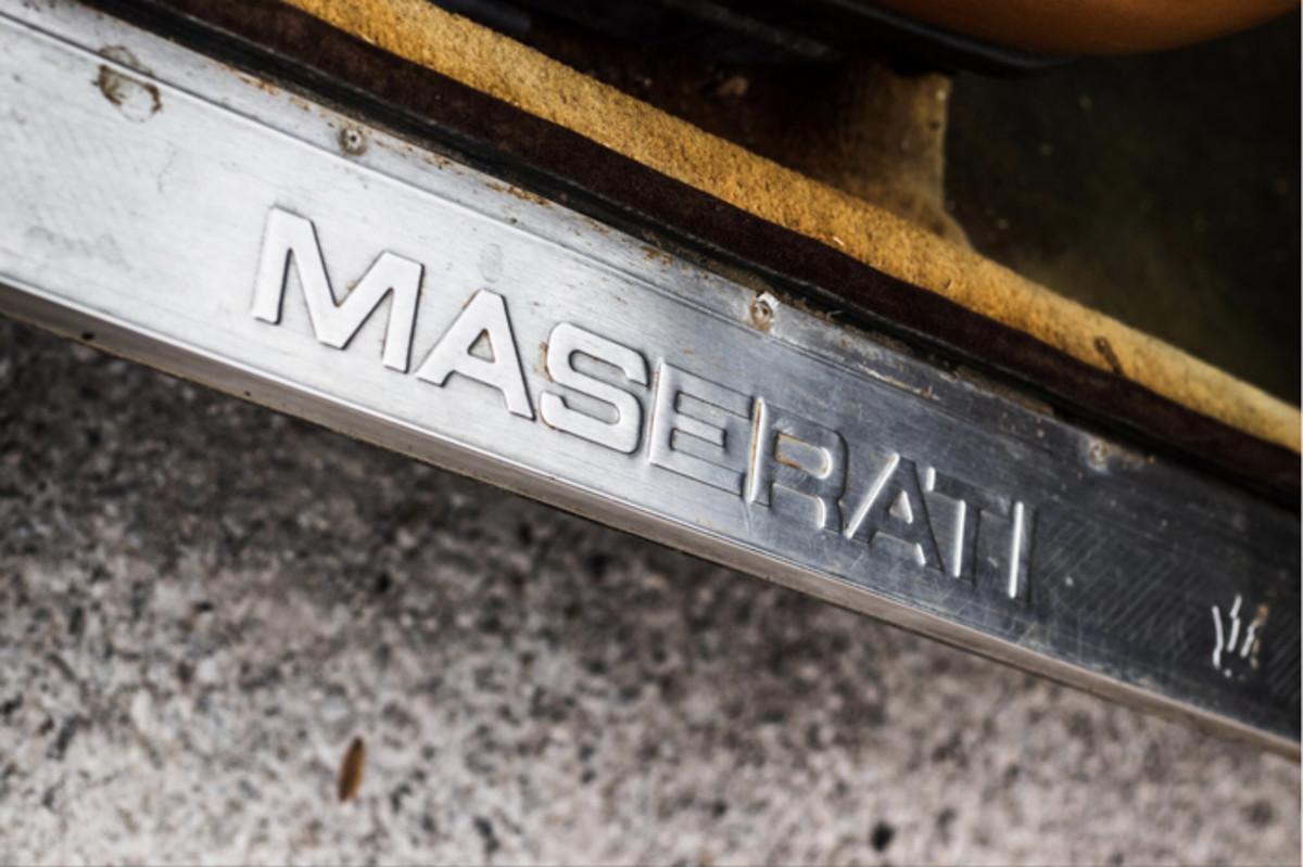 Maserati DNA is Maserati DNA!