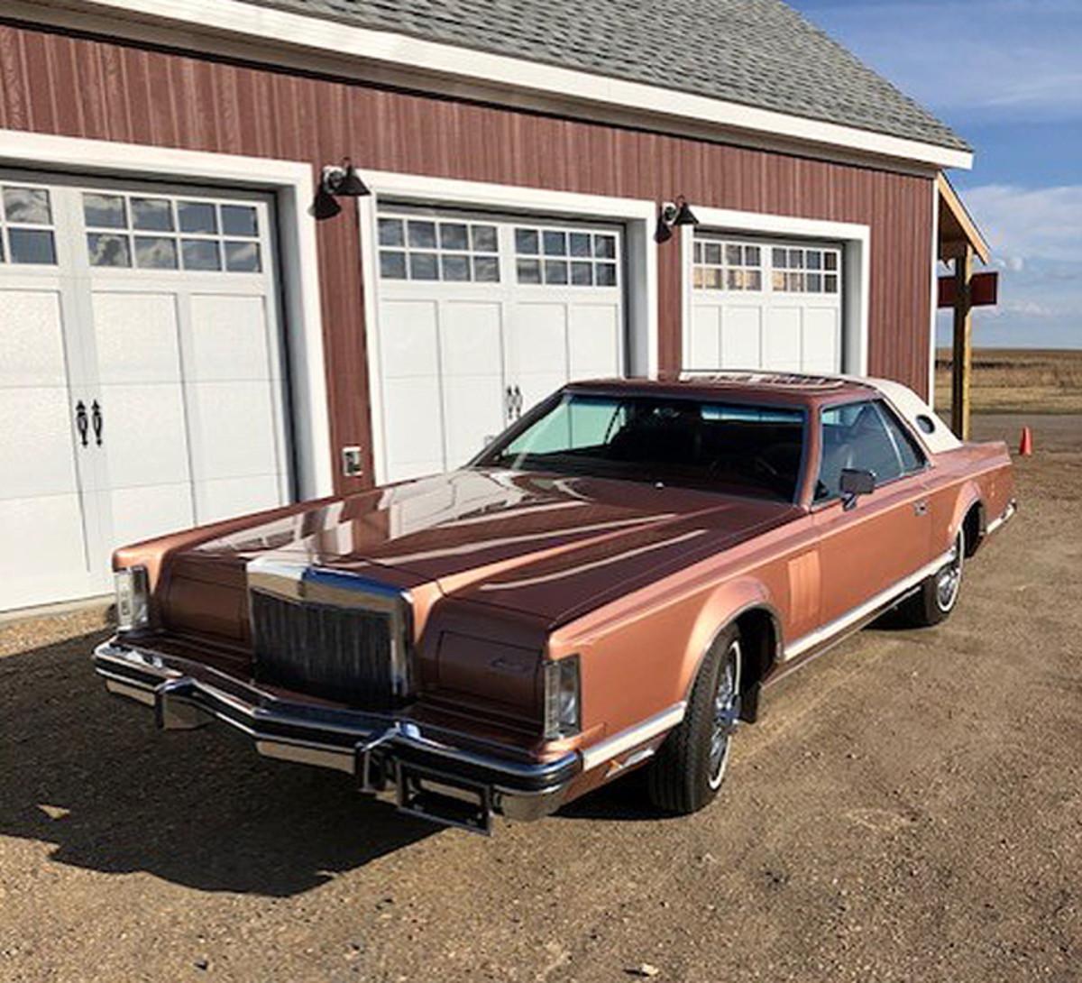 78 Lincoln Mark V