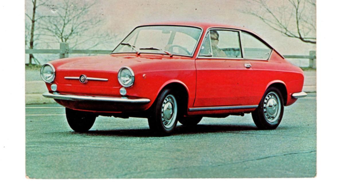 Fiat 850 Fastback 1967