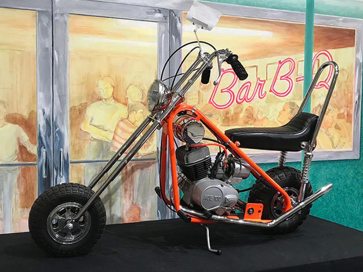 Mini Bike 1