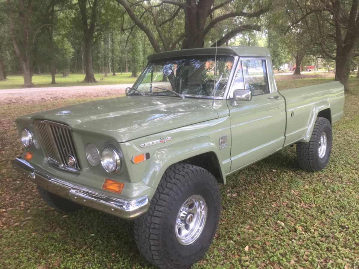 1969 Jeep gladiator 3500