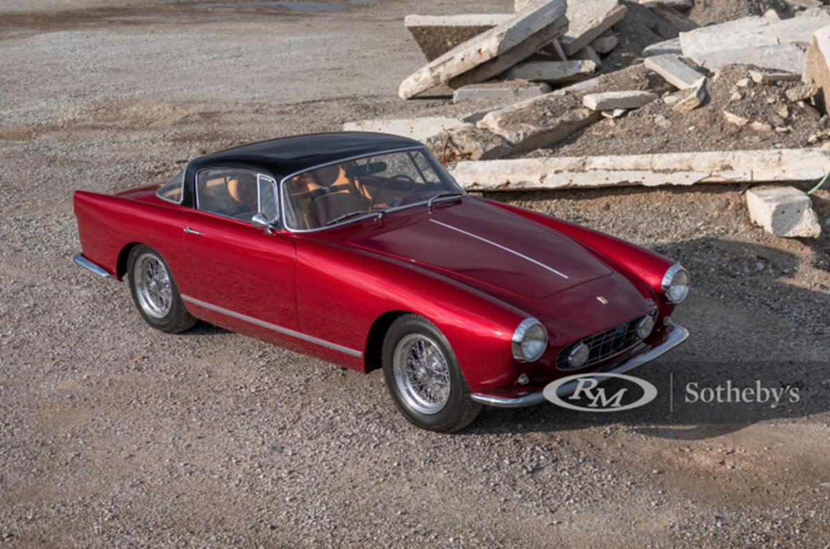1956 Ferrari 250 GT Alloy Coupe by Boano