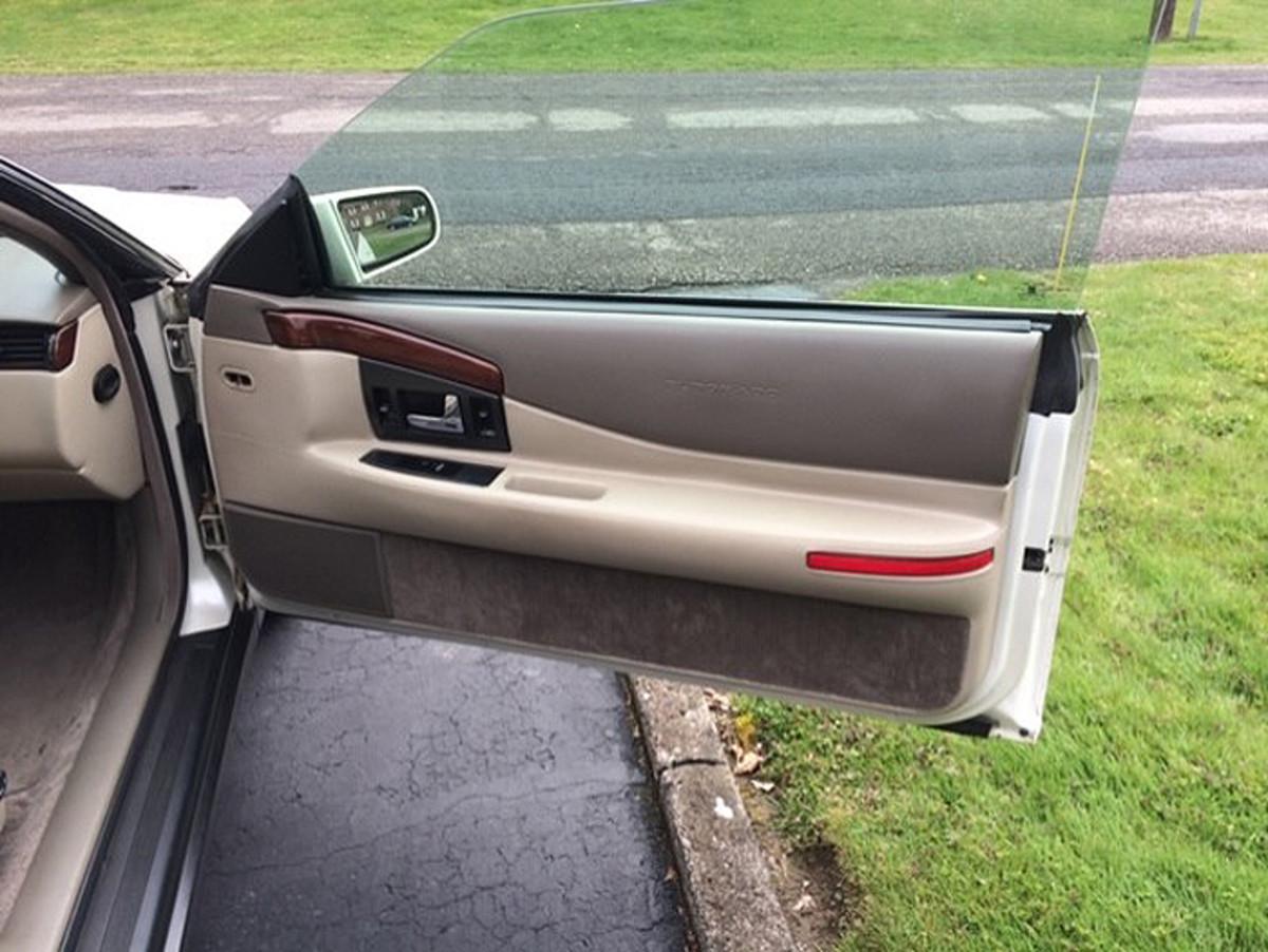 94 Caddy Door