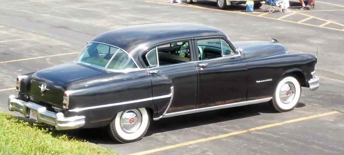 1953 Chrysler Imperial sedan