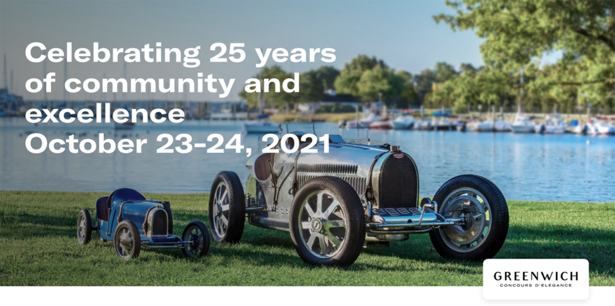 Greenwich Concours 2021