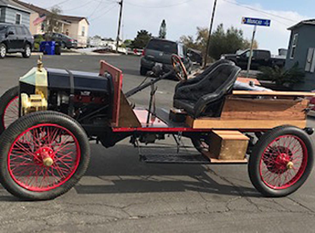 1914 Ford Speedster Side