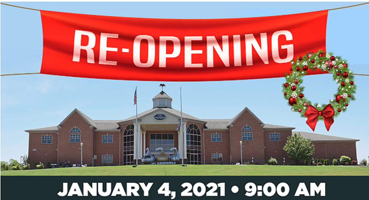 AACA Reopening