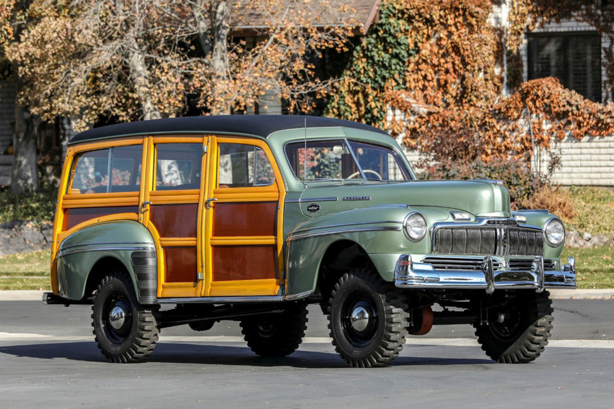 1947 Mercury Series 79M Marmon - Herrington