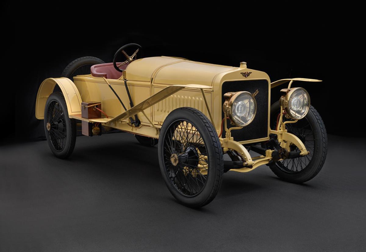 1912 Hispano-Suiza T-15 Alfonso XIII
