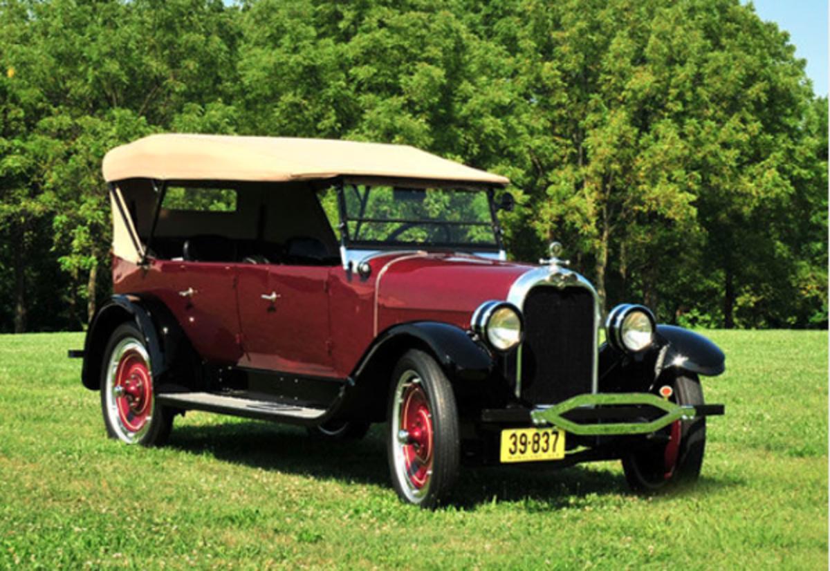 1923 American