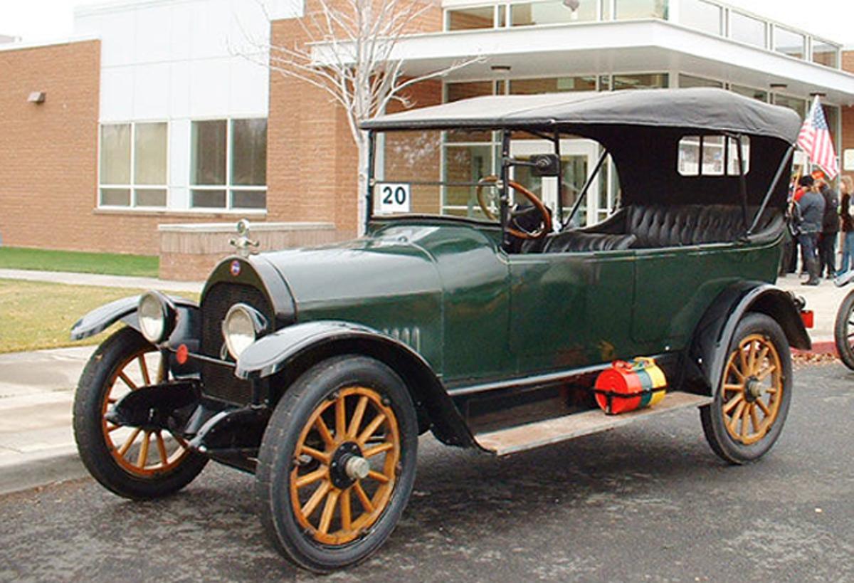 1916 Jeffery