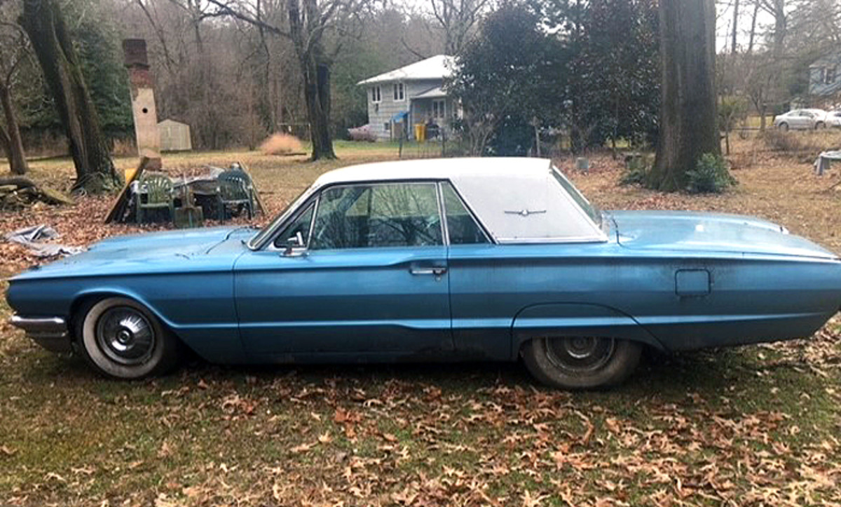 1964 Ford Thunderbird 2
