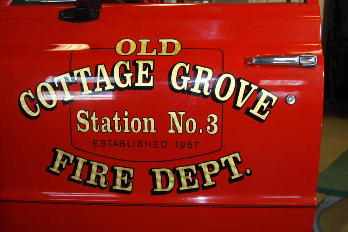 Still in the Cottage Grove fire department
