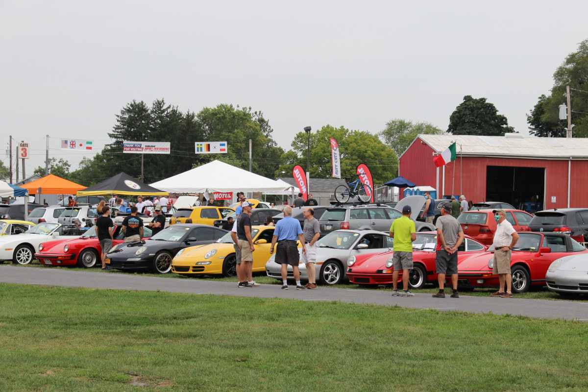 Import & Performance Nationals infield