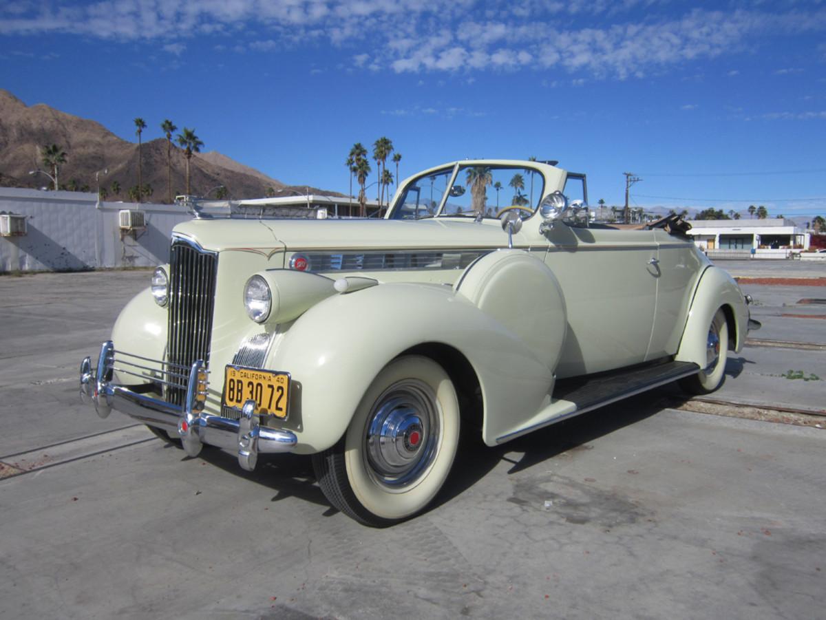 1940 Packard 120 Super 8