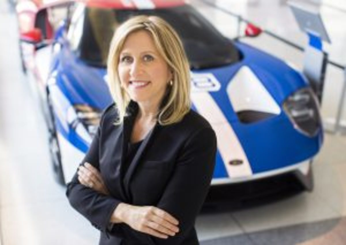 Lisa Drake became the highest ranked female executive in Ford Motor Co. history when she added COO, North America to her title.