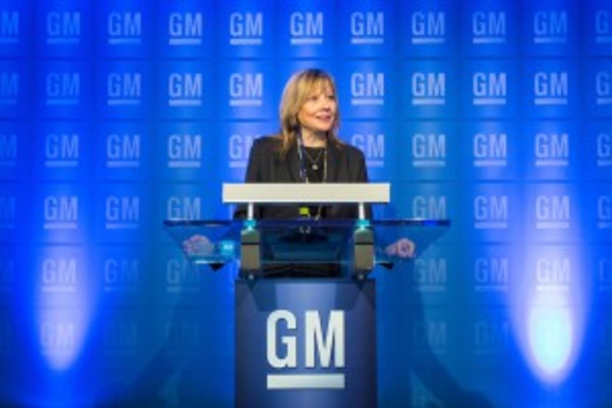 Mary Barra is the first woman to become CEO of General Motors and the first ever to hold that title for a major automaker.
