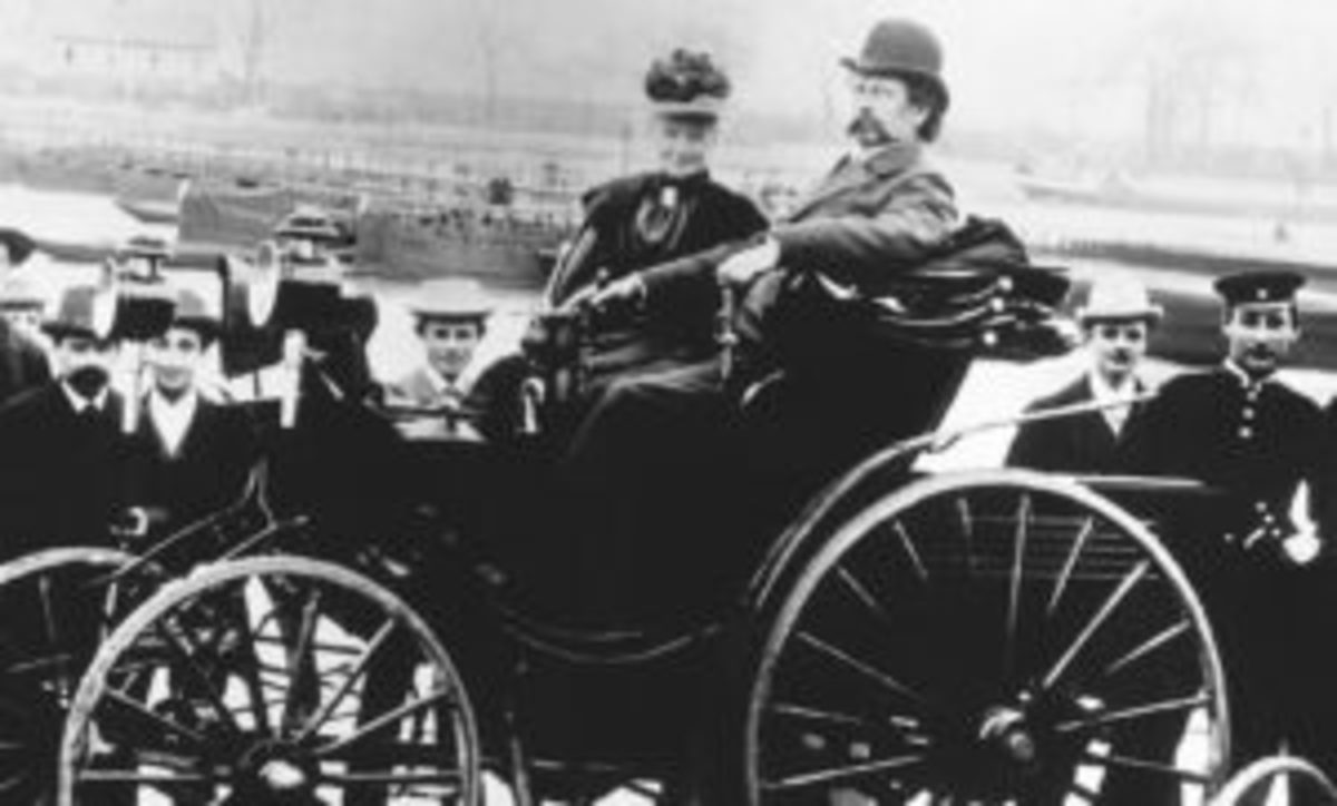 Bertha Benz played a critical role in the development of first true automobile with her husband, Karl.