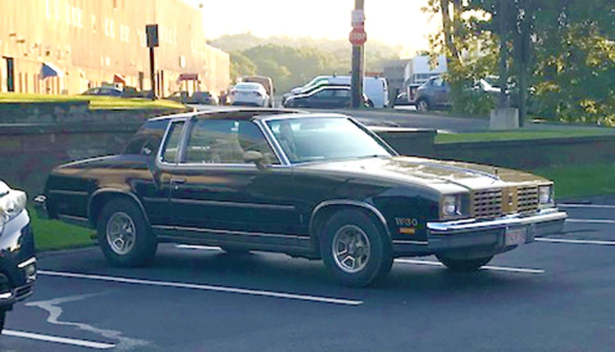 1979 Hurst Olds1