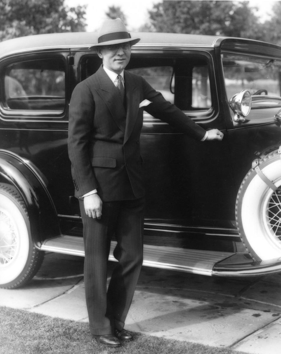 E.L. Cord with Auburn