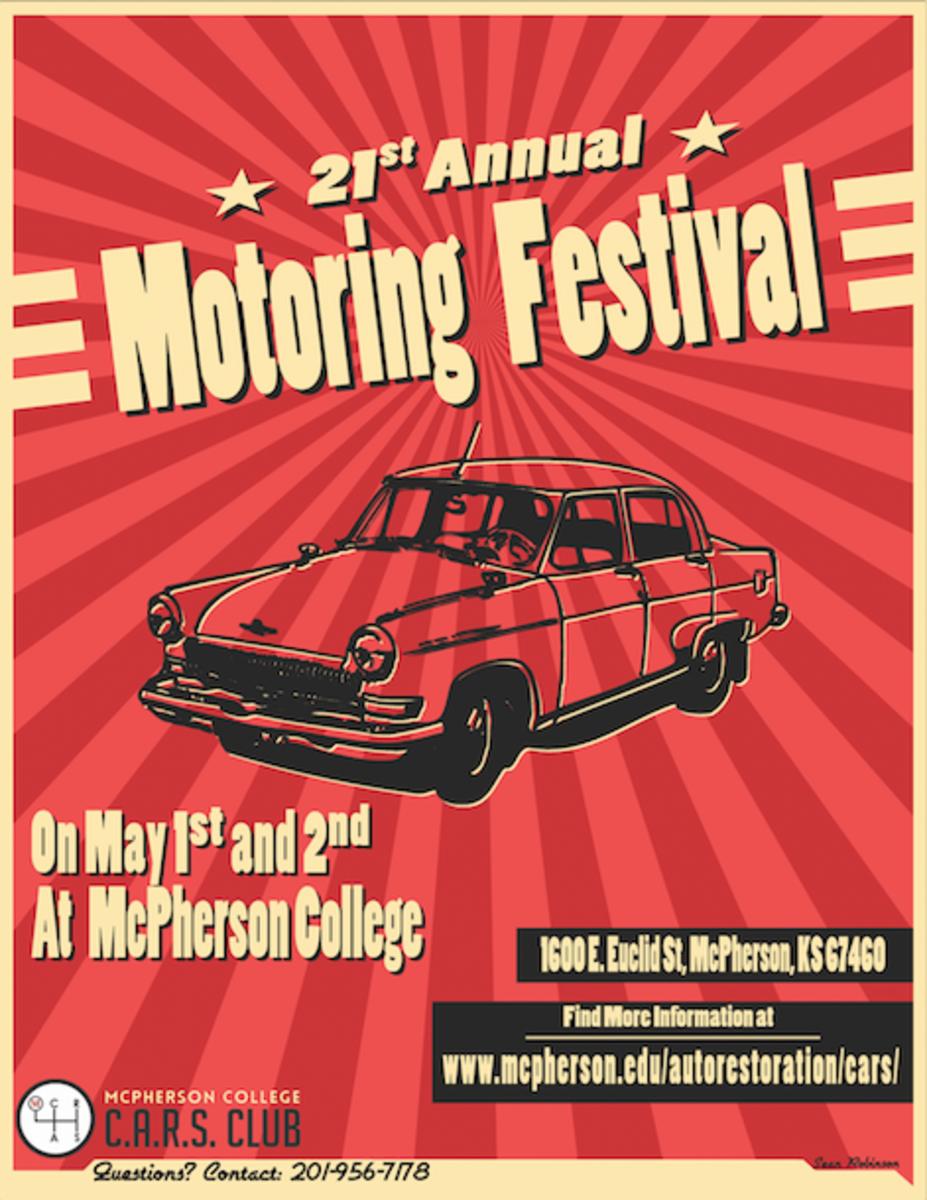 McPherson College Car Show