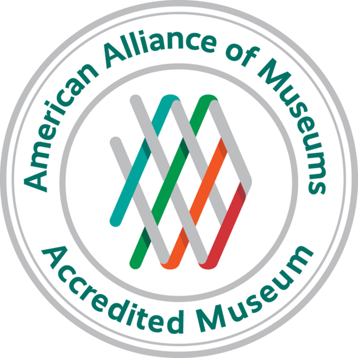 American Alliance of Museums' stamp of approval