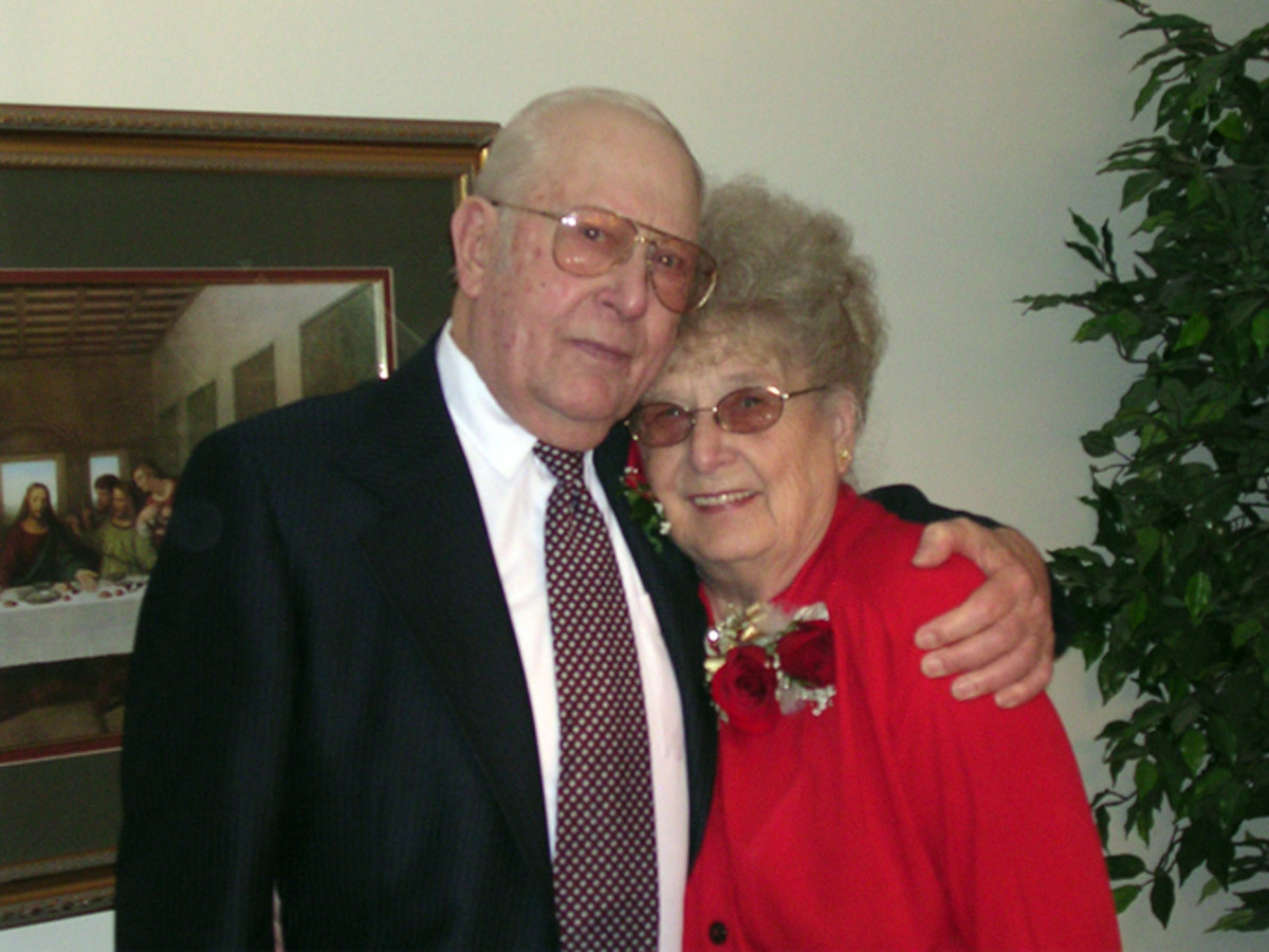 Ray and Mildred Lambrecht