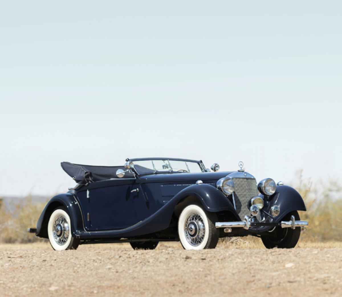 1938Mercedes-Benz 320 cabriolet A