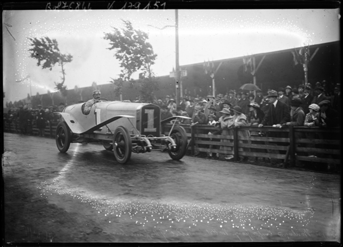 July 30,1922 – Georges Boillot Cup – Hispano Suiza H6 Boulogne