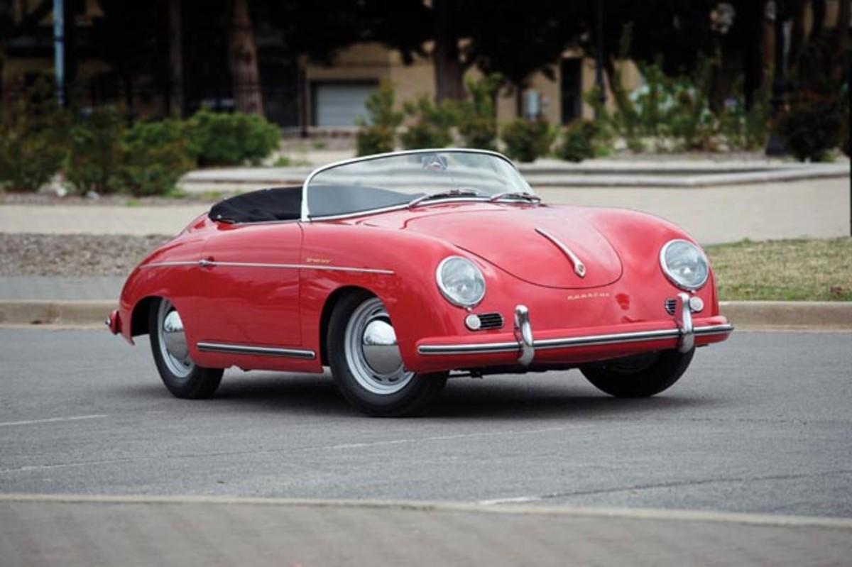 1955 Porsche 356A/1600 Speedster