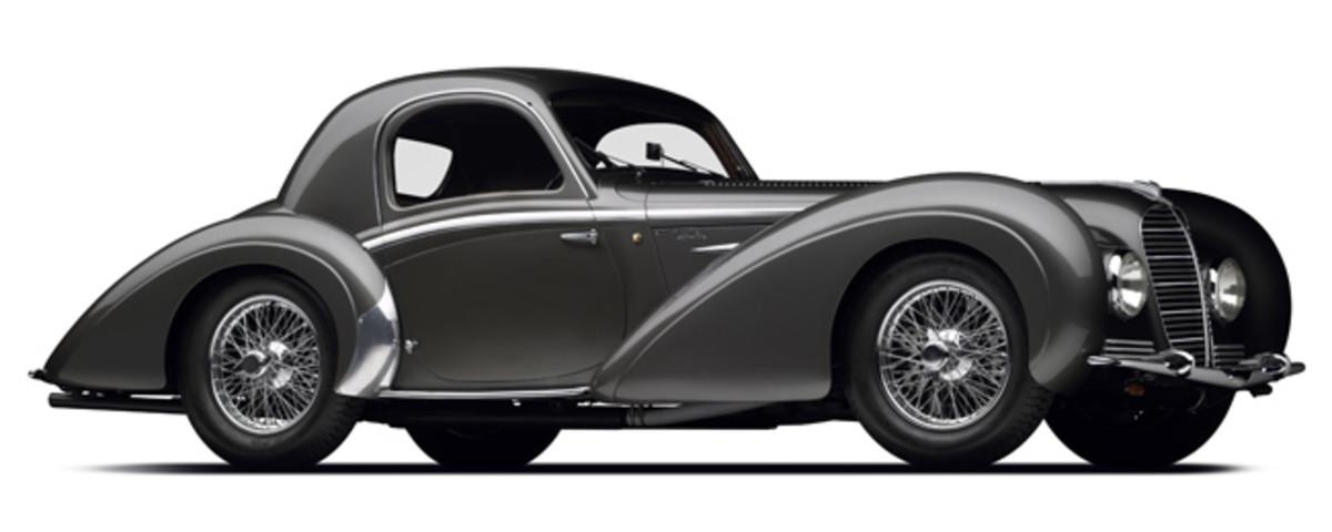 38-46 Delahaye 145 Coupe #48773-front 3q-MF