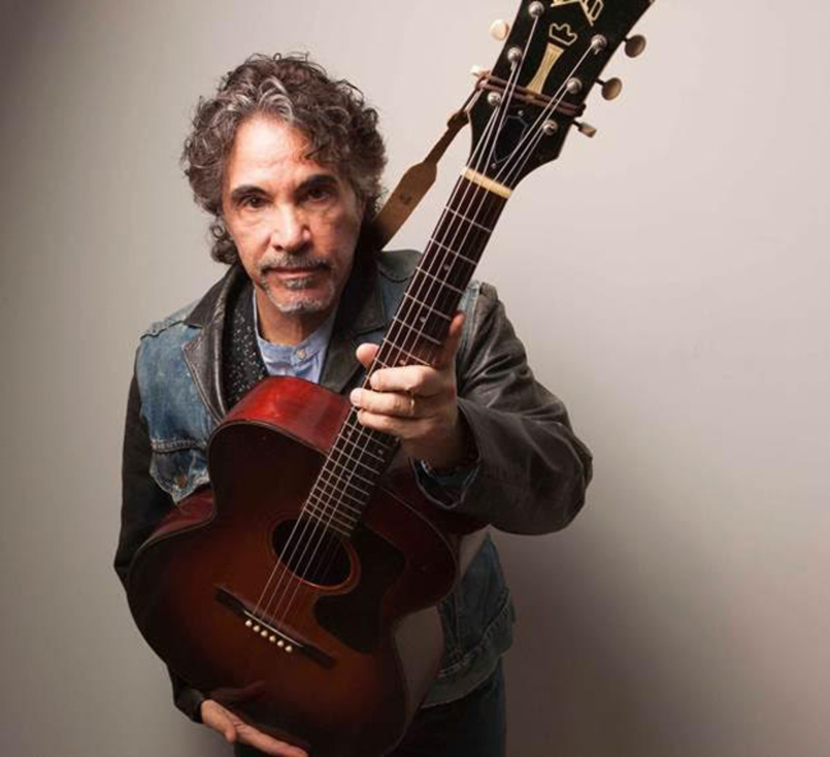 Rock and Roll Hall of Famer John Oates. Photo by Sean Hagwell, courtesy of John Oates