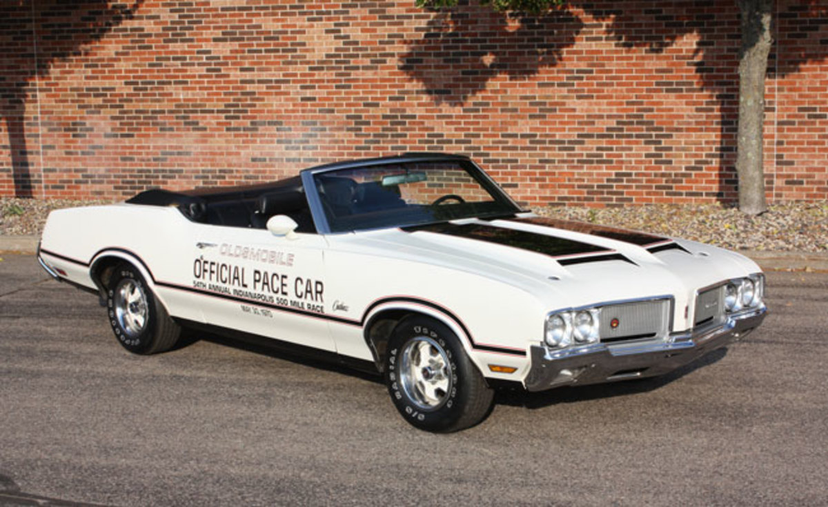 1970-Olds-Pace-Car